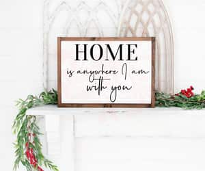country, love quotes, and farmhouse decor image