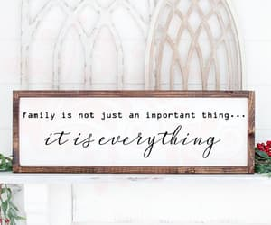 family, svg cut file, and diy wood sign image