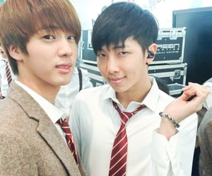 jin, kpop, and 2014 image
