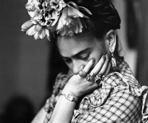 artist, magical realism, and Frida image