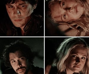 cw, clarke griffin, and eliza taylor image