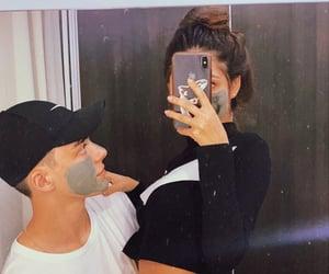 boyfriend, rp, and mirror selfie image