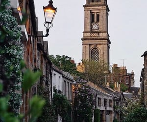 architecture, city, and edinburgh image
