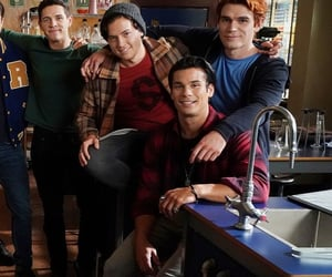 archie comics, kevin keller, and cole sprouse image