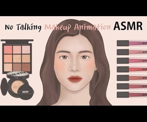 beauty, brands, and Foundation image