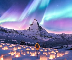 candles, nature, and bucket list image