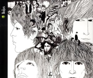 album, music, and beatles image