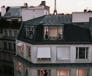 paris, city, and building image