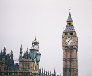 architecture, Great Britain, and grunge image
