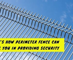 fence company and electric fence company image