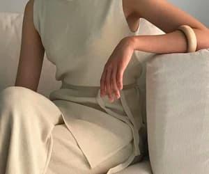 fashion, girl, and Nude image