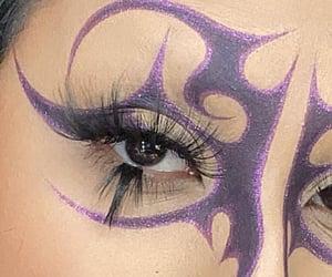 alternative, dark, and eyeliner image