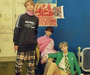 stray kids, bang chan, and 3racha image