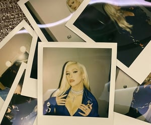beauty, xtina, and aesthetic image