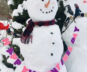 cozy, rosy cheeks, and snowman image