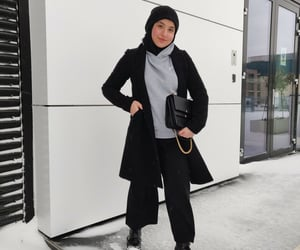 beanie, cool, and fashion image