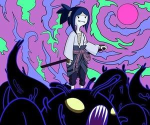 anime, sasuke uchiha, and marceline image