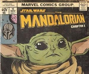 Marvel, star wars, and vintage image