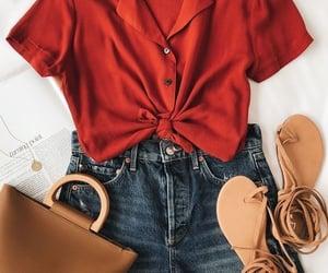 beige, fashion, and khaki image