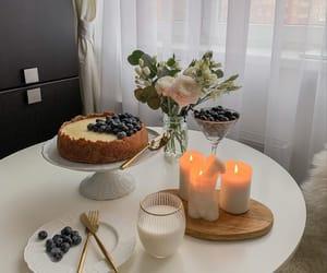 amazing, blueberry, and cake image