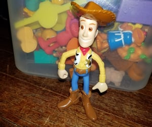 childhood, toy story, and toys image