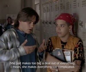 90s, jared leto, and teen drama image