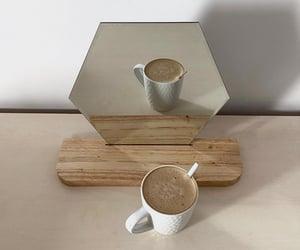 aesthetic, beige, and breakfast image
