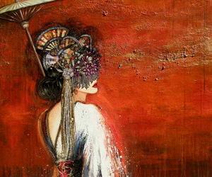 geisha image