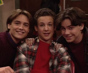 boy meets world, boys, and 90' image