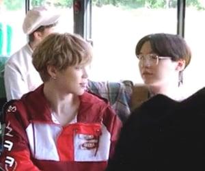 kpop, bangtan, and yoongi image