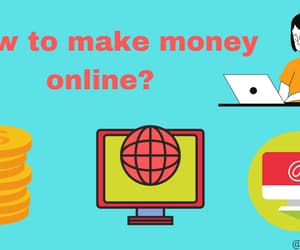 article, home business, and Earn Money image