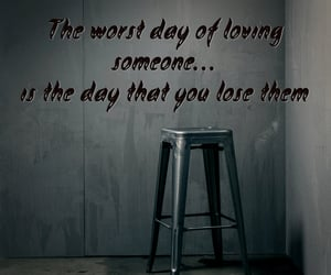 lose, loving, and words image