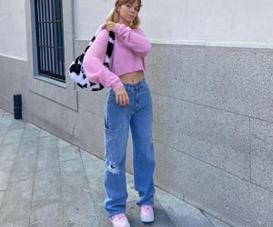ripped jeans, street style, and everyday look image