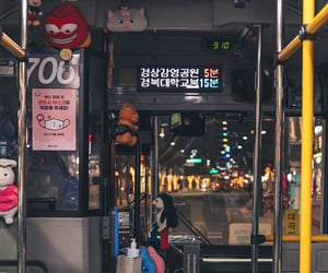 aesthetic, black, and korea image
