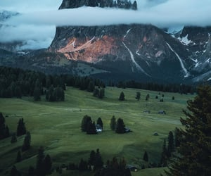 home, italy, and mountains image