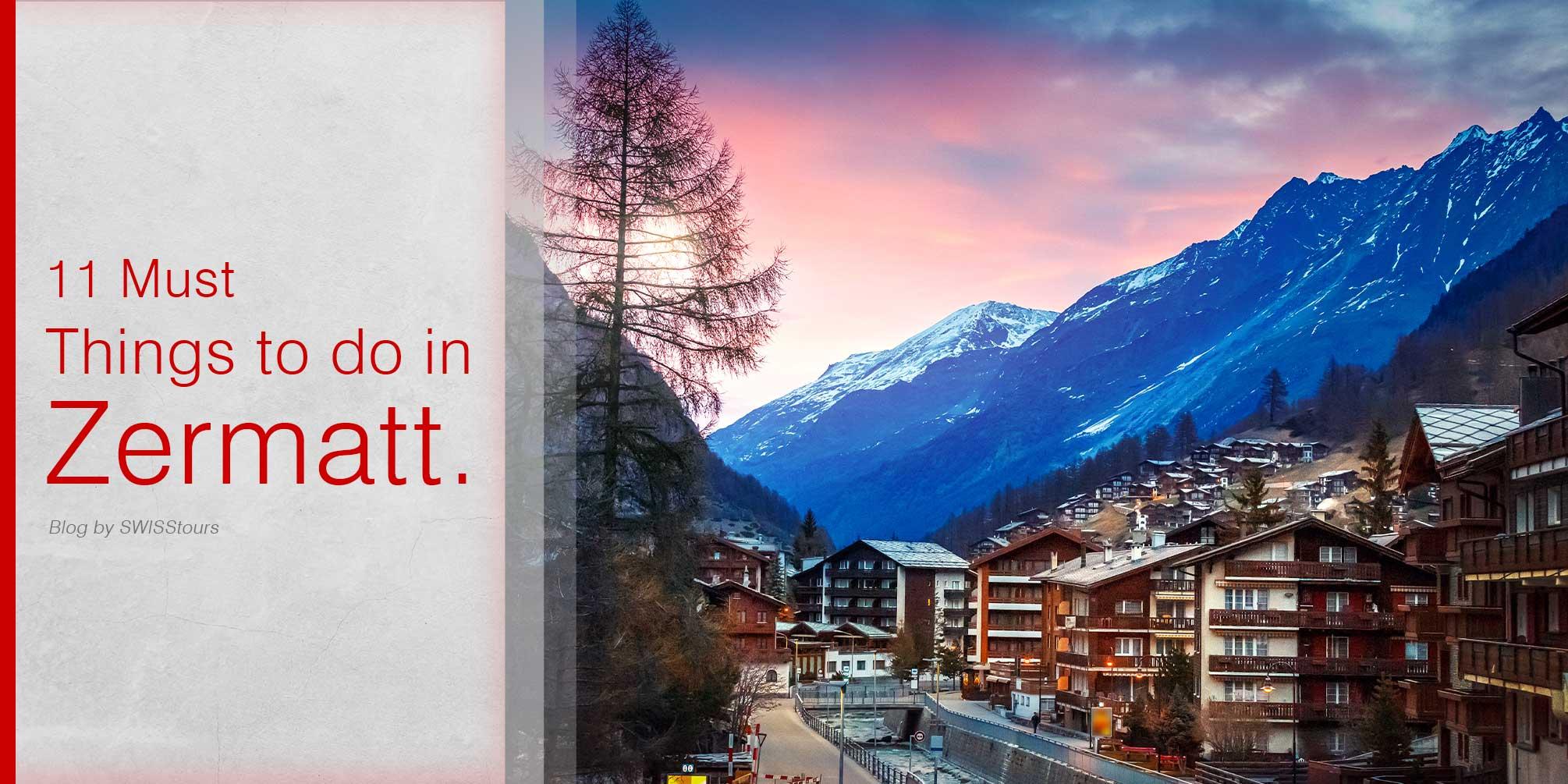 matterhorn, switzerland, and zermatt village image
