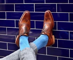 brogues, shopping, and brogue shoes image