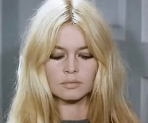 60s, brigitte bardot, and retro image