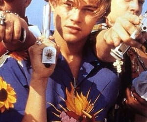 leonardo dicaprio, boy, and 90s image