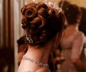 daphne, dress, and jewels image