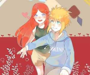 naruto, kushina, and kushina uzumaki image