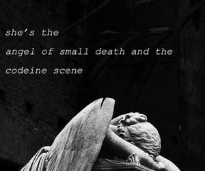 aesthetic, hozier, and angel image
