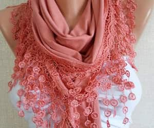 etsy, winter scarf, and gift for daughter image