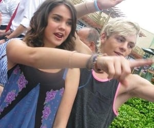 maia mitchell, teen beach movie, and ross lynch image