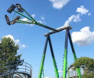 amusement park and ride image