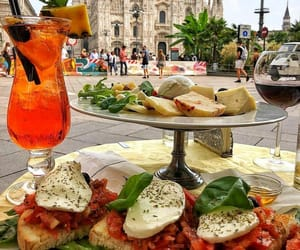 fast food, Gastronomy, and tourism image