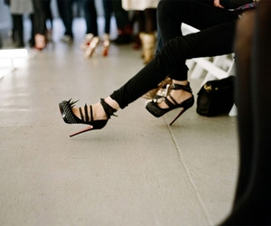 heels and spikes image