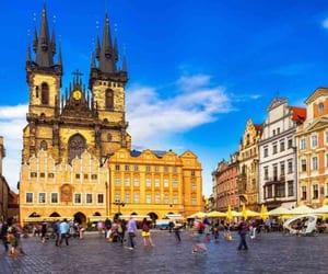 czech republic, europe, and prague image