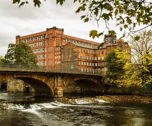 architecture, river, and unesco image