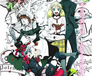 anime, demon, and prints image
